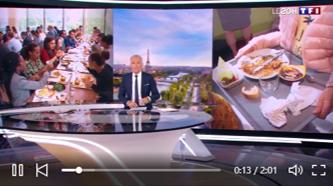 Actions sur le Gaspillage Alimentaire dans la Restauration Scolaire & d'Entreprise