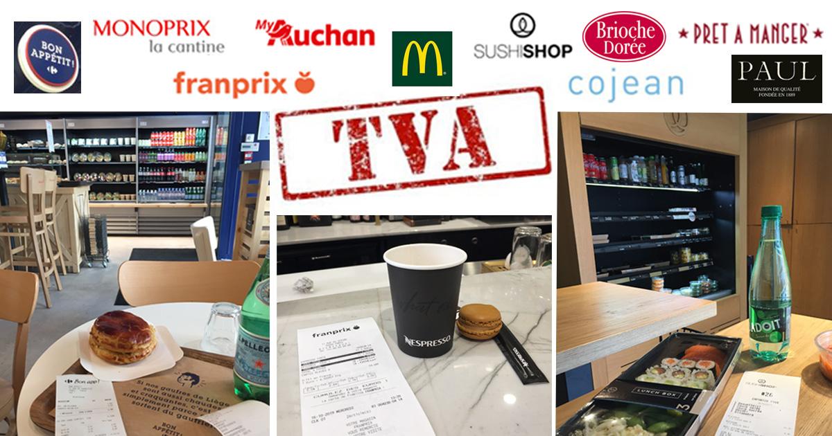 """5,5% ou 10%… quelle TVA pratiquée dans les (nouveaux) concepts de restauration snacking avec consommation """"sur place"""" ?"""