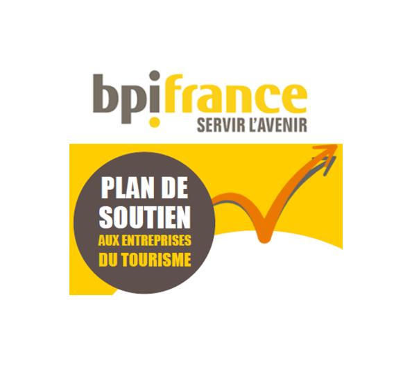 Plan de soutien BPI 360° Rebond Tourisme Restauration